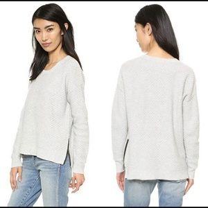 Madewell Landmark Texture Sweater